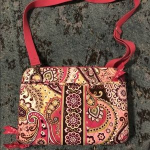 Vera Bradley laptop carry case